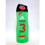 ADIDAS MEN DUS GEL 400 ML ACTIVE STARTVE