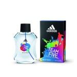 ADIDAS MEN EDT 100 ML TEAM FIVE EDIT