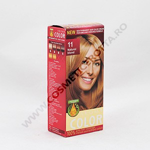 AROMA COLOR VOPSEA 45 ML 11 BLOND NATUR