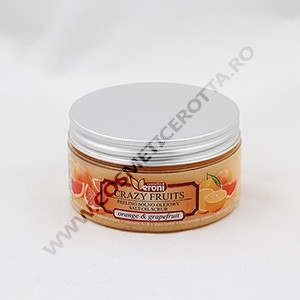 EMI SPA SARE+ULEI SCRUB 450 GR ORANGE+GRAPEF