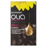 GARNIER OLIA VOPSEA FARA AMONIAC 5.0 BROWN 60 G