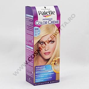 PALETTE VOPSEA PAR E 20 SUPER LIGHT BLOND