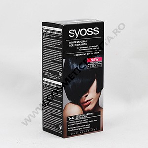 SYOSS VOPSEA 1-4 BLUE BLACK