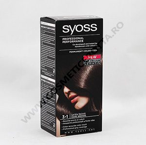 SYOSS VOPSEA 3-1 DARK BROWN