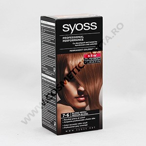 SYOSS VOPSEA 7-6 MEDIUM BLOND