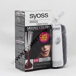 SYOSS VOPSEA MIX COLOR 3-12 SATEN AMARETTO TURBAN