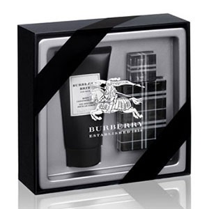 BURBERRY CASETA BRIT(EDT 50+DUS GEL 100)MAN