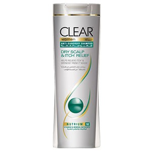 CLEAR SAMPON ANTIMATREATA 200 ML FEMEI CLEAN ITCH CONTROL 2-1