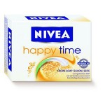 NIVEA SAPUN 100 G HAPPY TIME