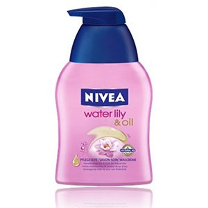 NIVEA SAPUN LICHID 250 ML WATER LILY+OIL