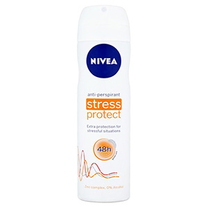 Nivea Deo Spray 150 Ml Wom Stress Protect Cosmetice Rotta