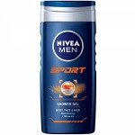 NIVEA DUS GEL 500 ML SPORT FOR MAN