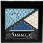 RIMMEL FARD TRIO GLAM EYES 4.2G/698 MODERN BLUES BLEUM.