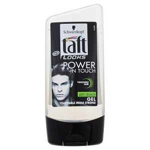 TAFT GEL 150 ML POWER ANTI CRUNCH/MEGA ST 5