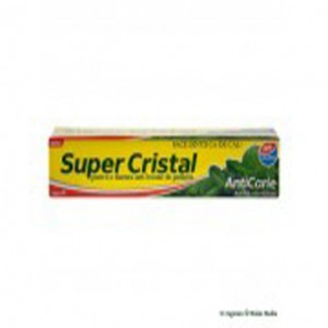 SUPER CRISTAL PASTA 50 ML MENTOL