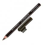 rimmel-creion-sprancene-profesional-001-dark-brown
