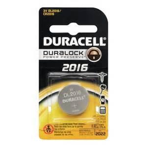 Duracell baterii 1 buc 2016 lithiu 3v