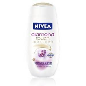 Nivea dus gel 750 ml diamond touch