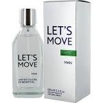 Benetton apa toaleta let s move man 100 ml tester