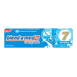 Blend a med pasta dinti 150 ml complete 7 extra fresh