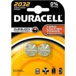 Duracell baterii 2 buc 2032 lithiu 3 v