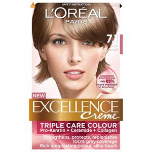 Excellence Vopsea Par 71 Blond Cenusiu Cosmetice Rotta