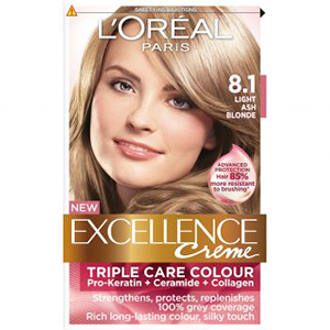 Excellence Vopsea Par 81 Blond Deschis Cenusiu Cosmetice Rotta