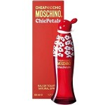 Moschino apa toaleta cheap and chic chic petals 50 ml