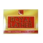 Royal lather sapun 150 g galben