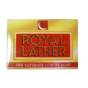 Royal lather sapun 150 g galben