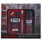 Str8 caseta (at 100+deo 150 cadou) red code