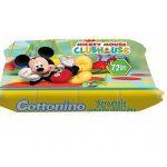 Cottonino servetele umede copii 72 buc mickey mouse