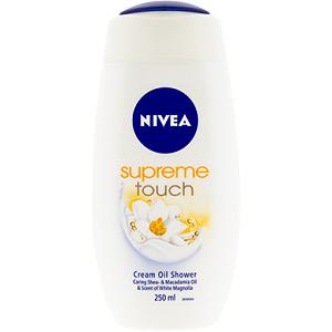 Nivea dus gel 250 ml supreme touch