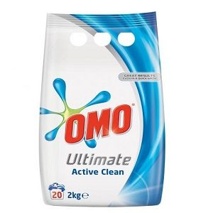 Omo automat ultimate 2 kg