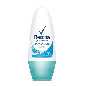 Rexona roll-on 50 ml shower clean