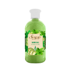 Senzate naturals dus gel 500ml cucumber mint