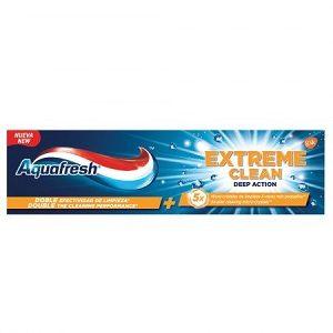 Aquafresh pasta 75 ml extreme clean deep action