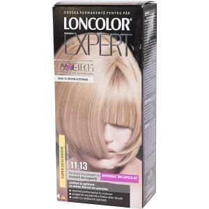 Loncolor Expert Vopsea De Par 1113 Blond Bej Suprem Cosmetice Rotta