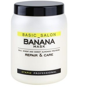 Stapiz masca basic salon 1 l banana repair+care