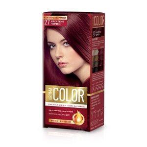 Aroma Color Vopsea 45 Ml 27 Deep Redrosu Aprins Cosmetice Rotta