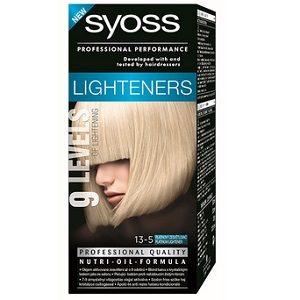 Syoss vopsea 13-5 lighteners decolorant platinum