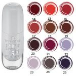 Essence lac shine last+go gel 14-25