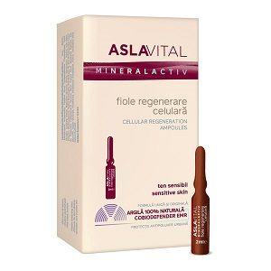 Aslavital fiole mineralact regen.celulara 7x2m