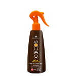 Cosmetics sun emulsie plaje pf30 200 ml pomp. cocos bio