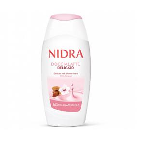 Nidra dus gel lapte migdale 250 ml